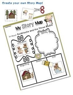 A JAMMED-PACKED fun and interactive unit to teach Story Elements!   In this packet you will receive the following for Three Popular Fairy Tales (3 Little Pigs, Goldilocks & the Three Bears, and Little Red Riding Hood)