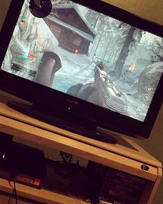 Saturdays were made for Relaxation and Video Games...Aint nothing better than that . #PS4 #CallOfDuty #WW2 #Saturday #Relaxation #VideoGames #Perfect #Madden18 #FarCry4 #Fallout4 #Battlefield #StarWars #NBA2K18 #Snow #CrashBandicoot #Uncharted #MLB #Orioles #Ravens #Baltimore #GamerGirl #AddMe #LazyDay #UFC #Football #WildcardWeekend #CaptureTheFlag #KillConfirmed #Zombies #FinalReich