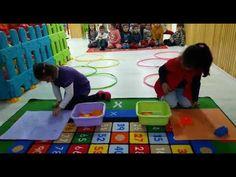 Okul öncesi dikkat geliştirme oyunu - YouTube