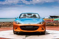Develan Garage Italia Customs y Mazda el MX-5 LEVANTO | Tuningmex.com