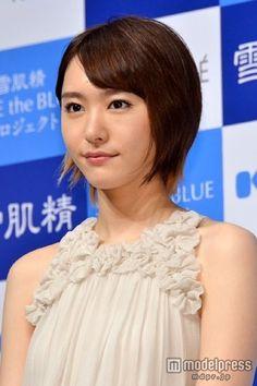 Celebrity Faces, Japanese Beauty, Pretty Woman, Actors & Actresses, Cool Girl, Hair Beauty, Flower Girl Dresses, Portrait, Celebrities