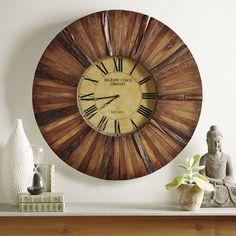 Howard Miller Wine Barrel Wall Clock This 25 Gallery Wall Clock