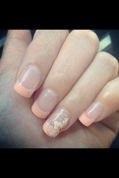 French nail designs, pretty nail designs, colorful nail designs, french m. French Nail Designs, Pretty Nail Designs, Nail Art Designs, Nails Design, Awesome Designs, Colorful Nails, Colorful Nail Designs, Funky Nails, Hot Nails