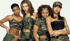 Beyonce reunites with dumped Destiny's Child singer Hallowen Costume, Group Halloween Costumes, Group Costumes, Halloween Outfits, Beyonce Halloween Costume Diy, Beyonce Costume, Halloween Inspo, Camouflage, Destiny's Child