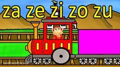 Sílabas za ze zi zo zu - El Mono Sílabo - Videos Infantiles - Educación ...