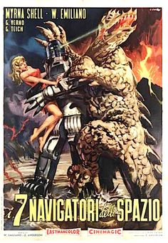 Planet of the Storms (1962) (Italy)