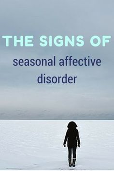 a study of the seasonal affective disorder sad Seasonal affective disorder treatment the exact mechanism of how the genetic mutation leads to the symptoms of sad has not been worked out at the moment what the researchers have done is to isolate a possible genetic explanation and show a statistical association with sad.