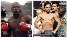 Watch the Floyd Mayweather Jr.-Manny Pacquiao news conference Manny Pacquiao #MannyPacquiao