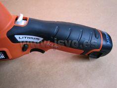 Sierra de sable a batería Black&Decker® ref.: GKC108 - 10.8V 1.3Ah Litio-Ion Trilobe - Especial para Poda www.jsvo.es