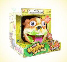 The Ugglys Twój Paskudny Interaktywny Pies  #zabawka #piesek #supermisiopl