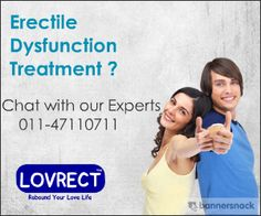 Get Instant query solution about #Erectile #Dysfunction  #treatment  Call 011-47110711