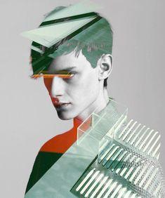 Matt Wisniewski Mixed Media Collages