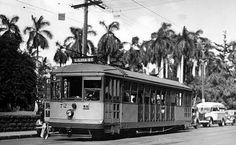 Honolulu Rapid Transit Company streetcar Liliha