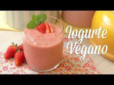 """""""Iogurte de Morango"""" Vegano - Presunto Vegetariano"""