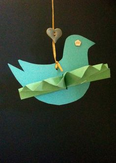 ButtonMad: Bird Mobile How To
