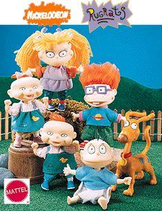 Rugrats dolls
