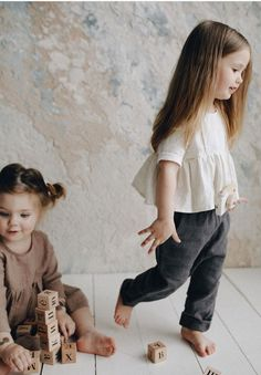 Little Girls Handmade Linen Clothing | TinyStoriesClothes on Etsy