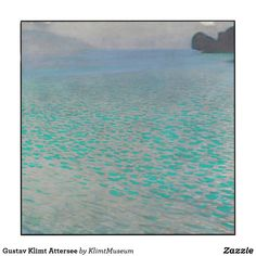 Shop Gustav Klimt Attersee Wood Wall Art created by KlimtMuseum. Klimt Prints, Gustav Klimt, Wood Print, Personalized Gifts, Painting, Design, Art, Art Background, Customized Gifts