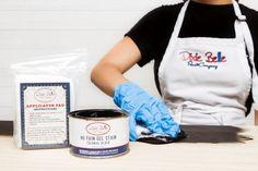 B.O.S.S. - Furniture/Cabinet Chalk Paint | Dixie Belle Paint Company™ Paint Furniture, Furniture Makeover, Shabby, Paint Companies, Dixie Belle Paint, Mineral Paint, Paint Shop, Hemp Oil, Arquitetura