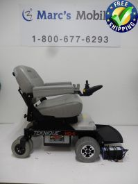 The Teknique heavy-duty bariatric power chair may not be the fastest power chair on the market, but it is the most comfortable and maneuverable mobility chair of its kind. Powered Wheelchair, Types Of Flooring, Baby Strollers, Chairs, Plate, Range, Baby Prams, Dishes, Cookers