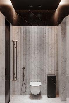 Washroom Design, Toilet Design, Bathroom Design Luxury, Dream Bathrooms, Small Bathroom, Interior Modern, Interior Architecture, Bathroom Dimensions, Terrazo