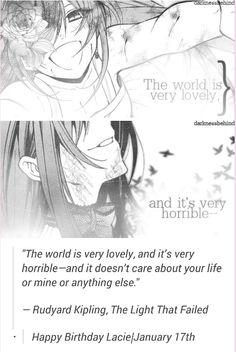 Lacie. Pandora Hearts