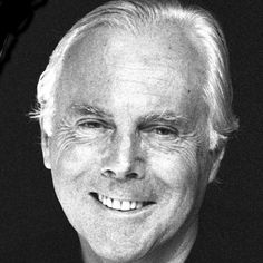 Giorgio Armani (born 11 July 1934) is an Italian fashion designer, particularly noted for his menswear. He is known today for his clean, tailored lines. He formed his company, Armani, in 1975, and by 2001 was acclaimed as the most successful designer to come out of Italy.