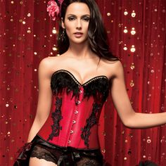 c2d919bf82 Flaunting this Overbust Corset you ll release your inhibitions and build  ravishing memories with a forbidden lover and knock your evening out of the  ...