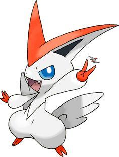 Shiny Victini - there seriously needs to be an event for a shiny Victini