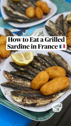 Sardine Recipes, Fish Recipes, Seafood Recipes, Asian Recipes, Snack Recipes, French Recipes, Summer Grilling Recipes, Summer Recipes, Other Recipes