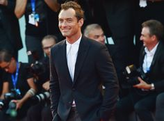 Jude Law from 2016 Venice Film Festival: Star Sightings Young Pope, Hey Jude, Jude Law, Gorgeous Men, Film Festival, Venice, Actors & Actresses, Handsome, Album