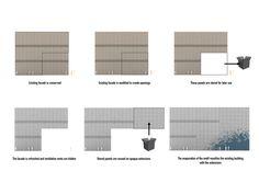 MVRDV Reveals Plans to Transform Part-Dieu Shopping Center in Lyon,Facade Regeneration. Image © MVRDV