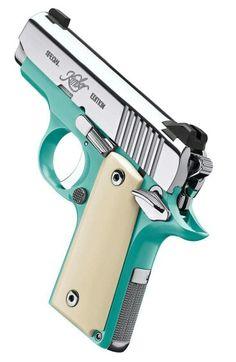 Girl gun