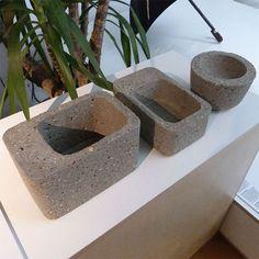 Philippe Malouin Concrete Bowls