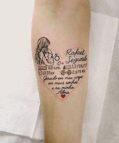 Tatuajes para el nacimiento de un hijo mejores ideas for 90s baby tattoos