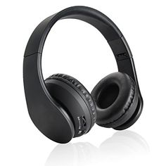 Special Offers - Wireless Headphones Danibos Over-ear Bluetooth Headphones Foldable Stereo with Built-in Microphone for Iphone SE 6s 6 6 Plus 5s 5c 5 4s Galaxy Note 4 3 2 S7 S6 S5 S4 S3 and More. (Black) - In stock & Free Shipping. You can save more money! Check It (April 29 2016 at 06:11PM) >> http://ift.tt/1rn7pvk