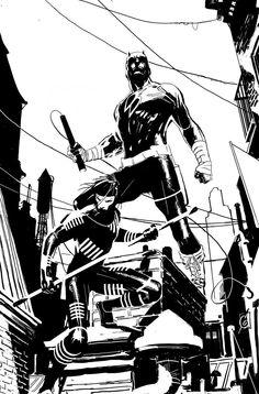 Daredevil by Ron Garney *