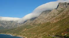 A cloud blanket