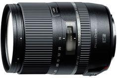 Tamron 16-300mm F3.5-6.3 Di II VC PZD MACRO Press Release | Camera Comparison Review