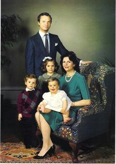 The Royal Family of Sweden