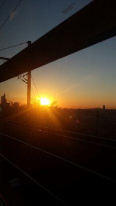 Paris au petit matin...