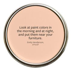Good tip, but I like the color!