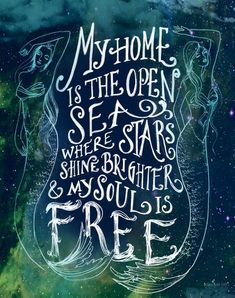 My Home is the Open
