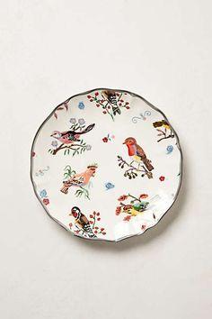 Anthropologie - Nathalie Lete Dessert Plate