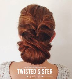 Twisted Sister (updated) see follow the link to see all the steps!