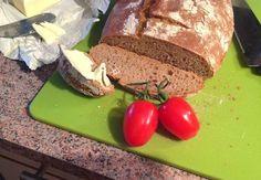 Chleba pečený ve skleněném hrnci