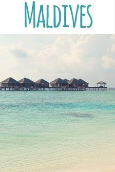 Maldives / Malediven: Traumziel für Flitterwochen & Luxusurlaub - lies den Artikel auf meinem Reiseblog