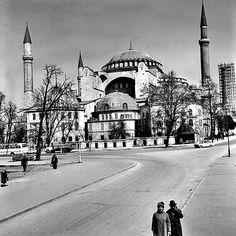 Ayasofya...50'ler- İSTANBUL