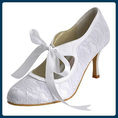 28be952175 Cheap wedding bridal shoes, Buy Quality bridal shoes directly from China  heels laces Suppliers: White Ivory Champagne Bride Women Shoes Closed Toe  Party ...