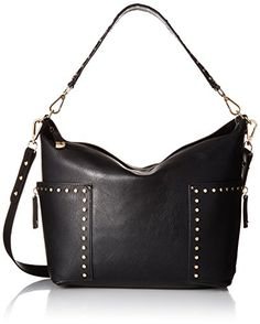 Steve Madden Fran ** To view further for this item, visit the image link. (This is an affiliate link) Steve Madden Handbags, Hobo Handbags, Hobo Bags, Crossbody Bag, Shoulder Bag, Purses, Amazon, Best Deals, Stuff To Buy